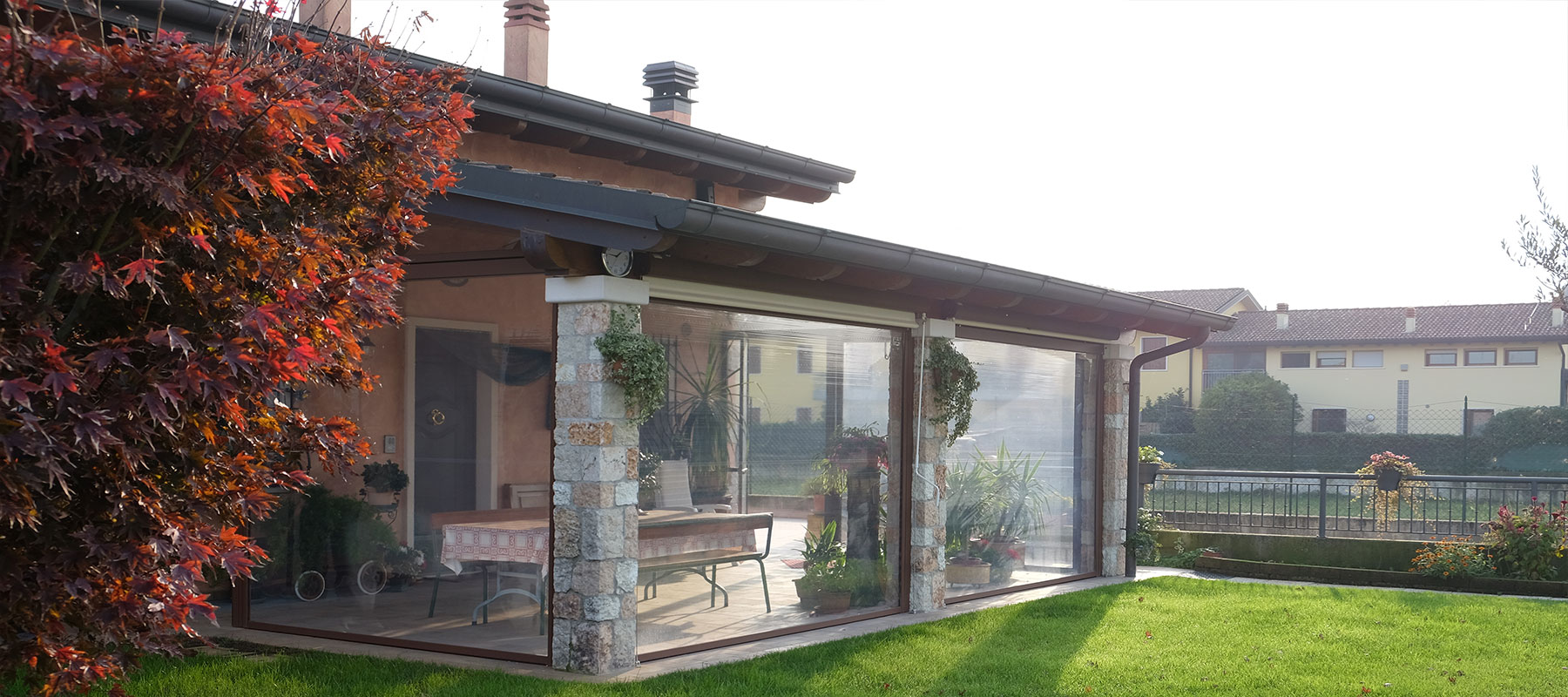 Preparati all'estate con una #pergola di Giorgio Marastoni!